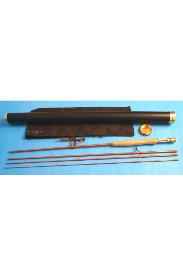 FFS SH Gold - Fast Action Fly Rod - 100% Heli-Core High Mod Carbon Fiber (Graphite) - A truly amazing rod