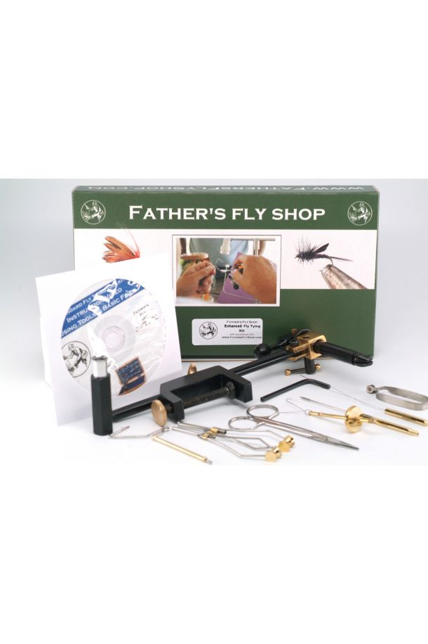 Enhanced Fly Tying Toolkit