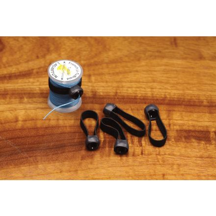 """Fly Tying 1"""" Spool Hands For Standard Thread Spools 5 Pack"""