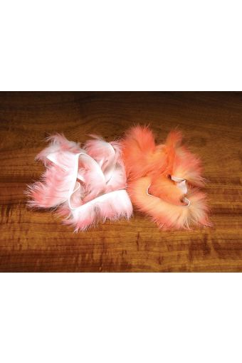 Crosscut Rabbit Flesh Strips Two Tone