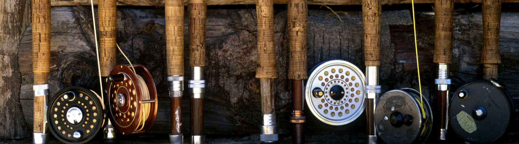 Fly Fishing Rods, Reels, and Outfits