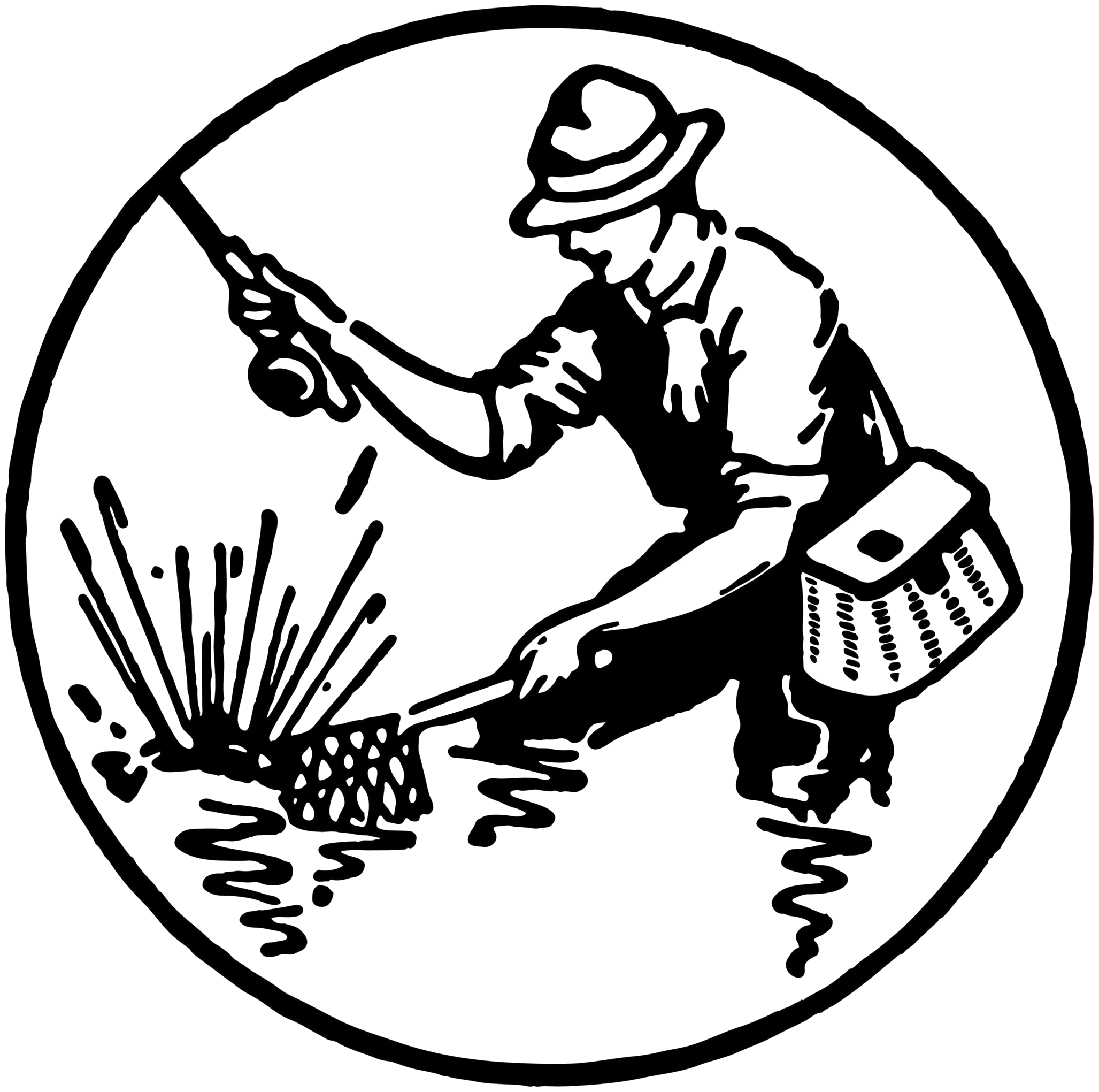 Father's Fly Shop Logo