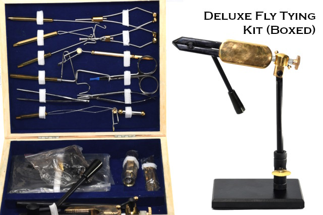 Deluxe Fly Tying Tool Kit
