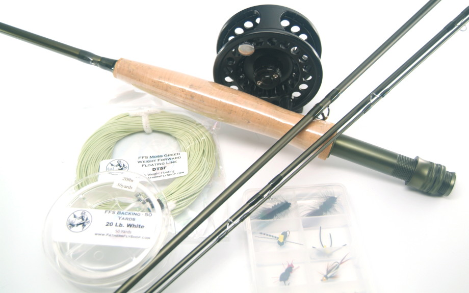 Fly Fishing Complete Outfit