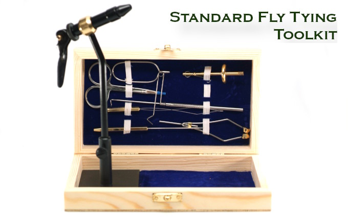 Standard Fly Tying Tool Kit